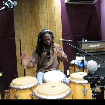 Rudson Daniel - percussão